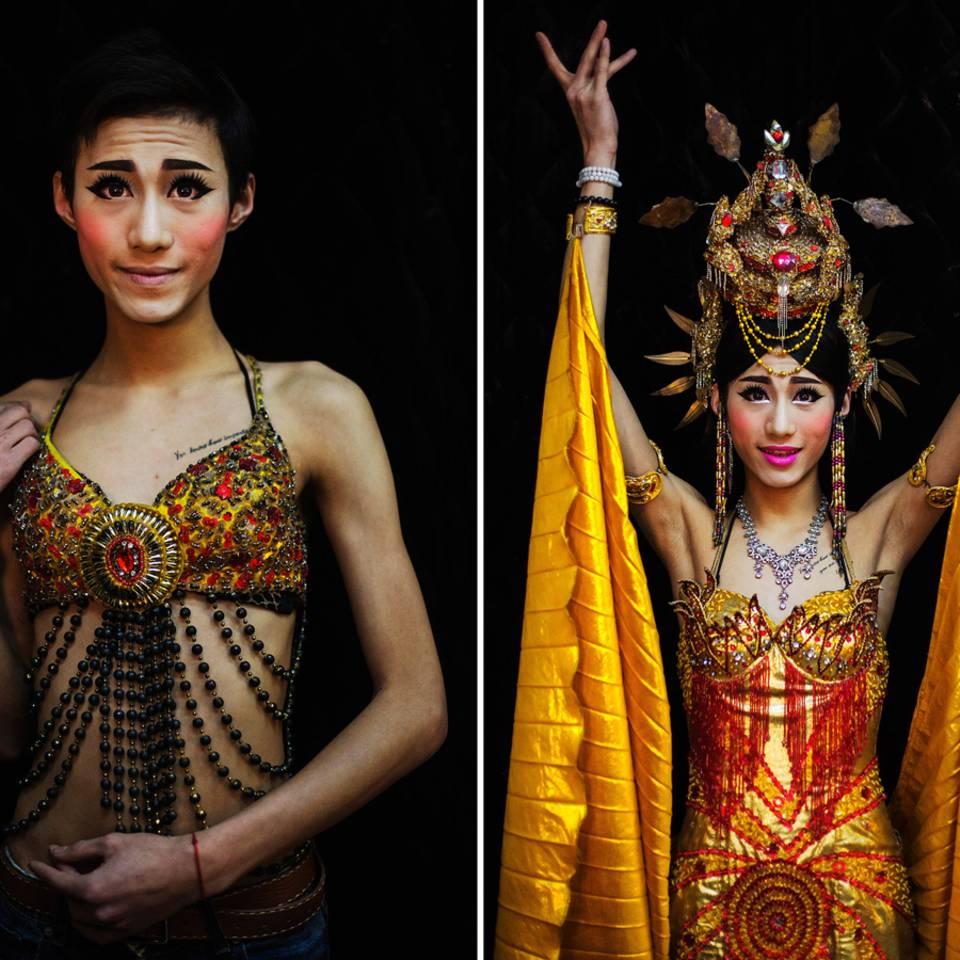 Drag-Queens in China - so schillernd, so schön