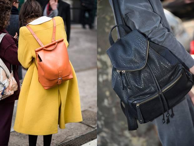 a622becc30eff Trend-Check Rucksack  So tragen wir das lässigste Teil der Saison ...