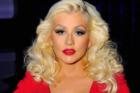 Bye-bye, Barbie-Mähne: Christina Aguilera ist jetzt brünett