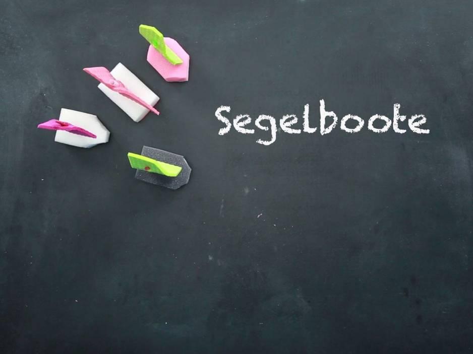 1000 Sachen selber machen: Spielboote selber bauen - so einfach geht's