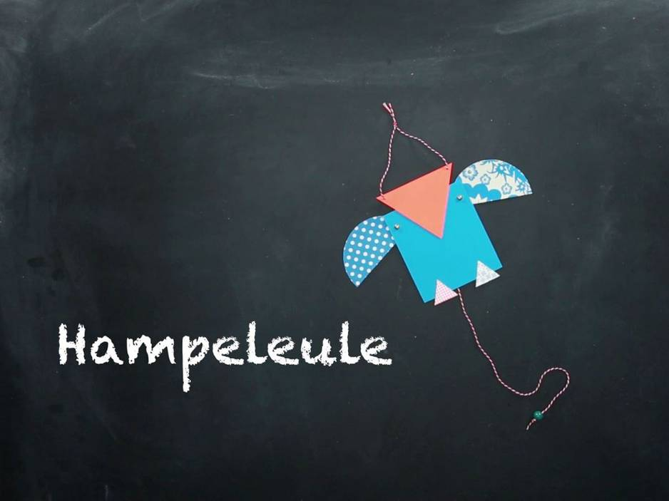 Für Kinder: Einen Hampelmann basteln - so einfach geht's