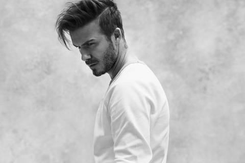 David Beckham modelt wieder für H&M - wir zeigen das Making-of-Video
