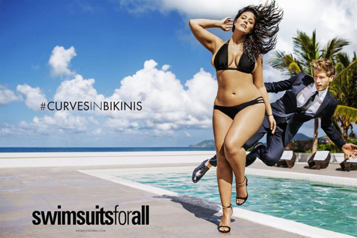 Plus-Size-Model schafft es in die Sports Illustrated