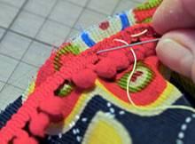 Selbermacher: Loop-Schal nähen: Den will ich haben!