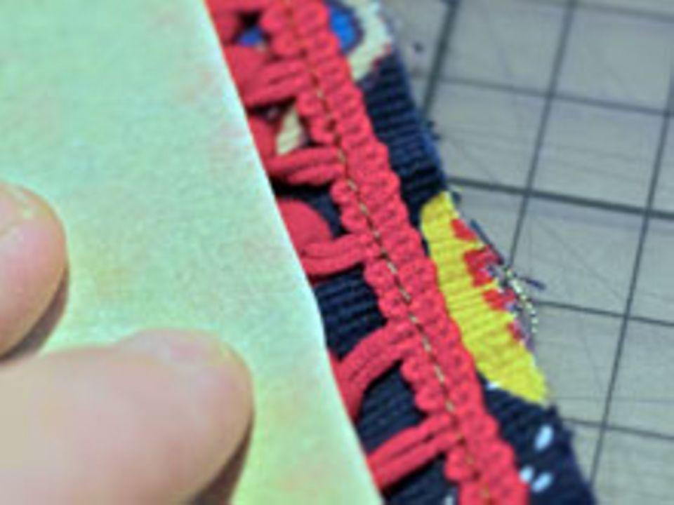 Loop-Schal nähen: Den will ich haben!