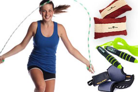 Fitness-Accessoires für mehr Sportspaß