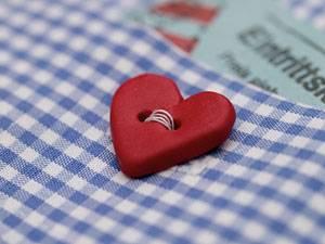 Valentinstagskarte basteln - so geht's