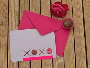 Valentinstag Karte Basteln So Geht S Brigitte De