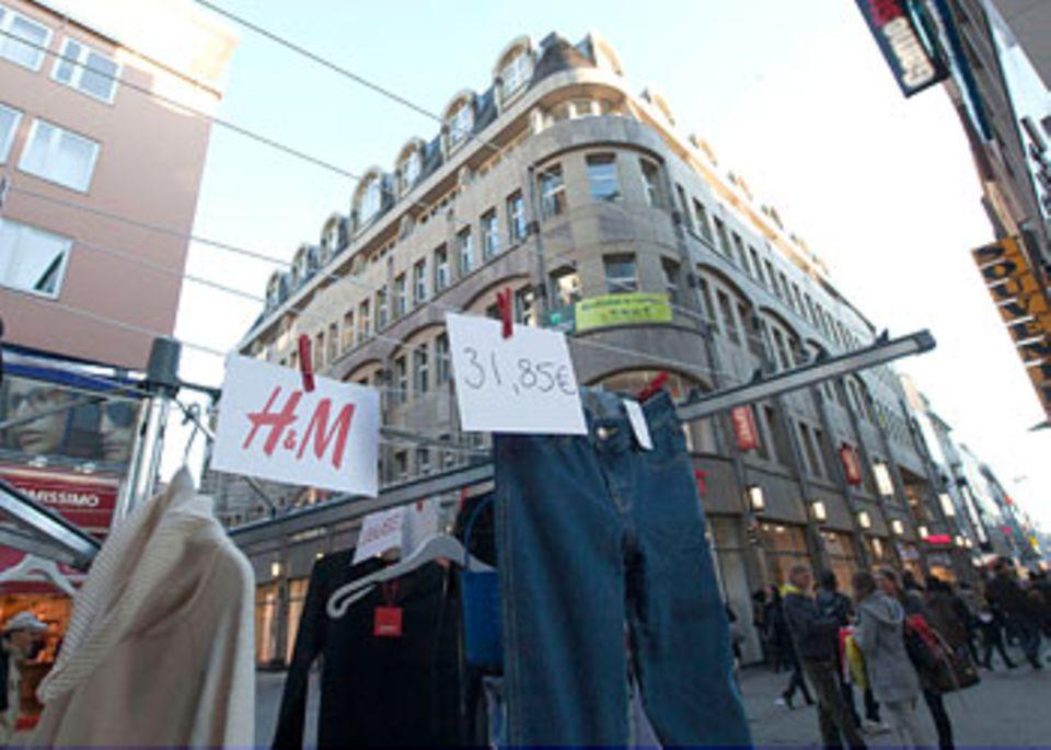 Markencheck: Zehn Fakten über H&M