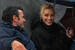 "Oscars 2013: Perfekt eingespielt: Nina Hoss und ""Barbara""-Regisseur Christian Petzold"