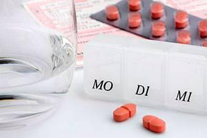 Checkliste: Welche Medikamente nehmen Sie ein?