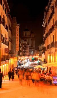 Reisetipps: Bummeln und feiern: Nachtleben in Madrid