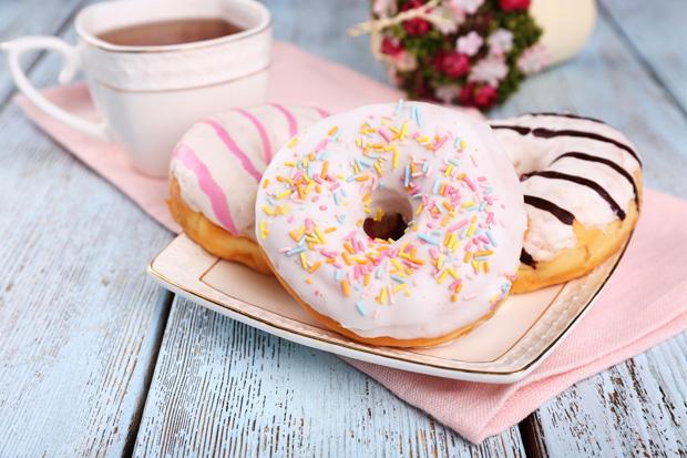 Wie du ganz einfach Donuts selber machst