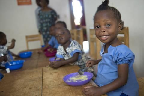 Den Welthunger bekämpfen - wir haben es in der Hand!