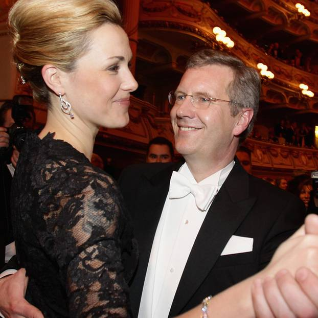 Wulffs Vereint Christian Und Bettina Wulff Wieder