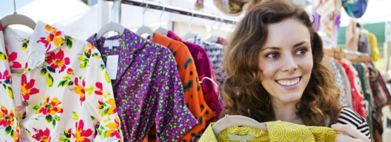 """Secondhand-Mode - Wer sind die Vorreiter des """"grünen Konsums""""?"""
