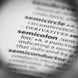 Semicolon project