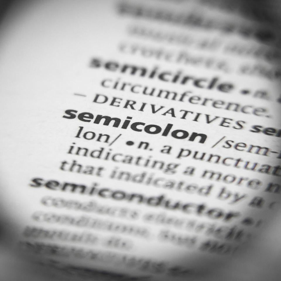 Semicolon project