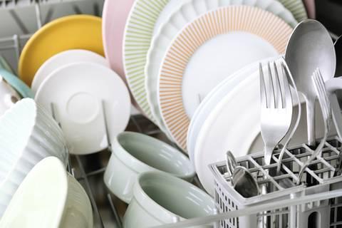 Spülmaschine richtig einräumen - die besten Tipps!