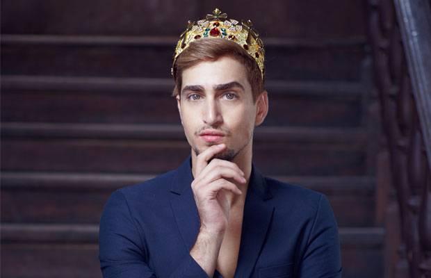 Ist er womöglich der Richtige? Die Krone sitzt ja nicht gerade optimal ...