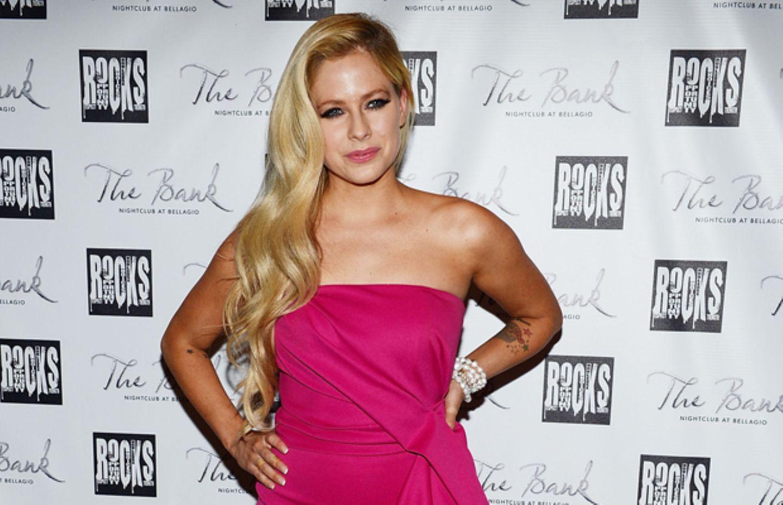Avril Lavigne über die schlimmste Zeit ihres Lebens