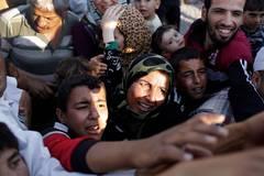 Rund 60 Millionen Menschen sind auf der Flucht