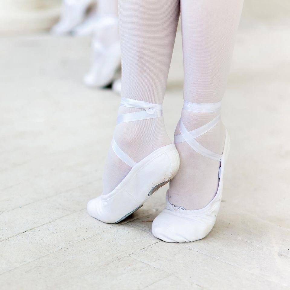 Pure Lebenslust: Audreys Tanz ist stärker als ihre Krankheit