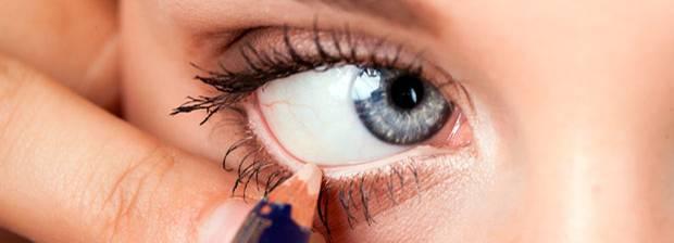 Warnung Ist Kajal Gefahrlich Fur Unsere Augen Brigitte De