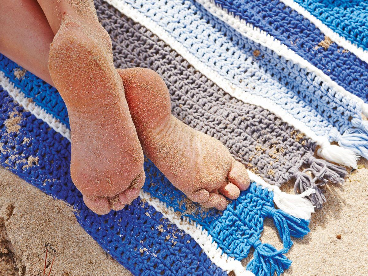 Sommersachen häkeln - für sonnige Tage