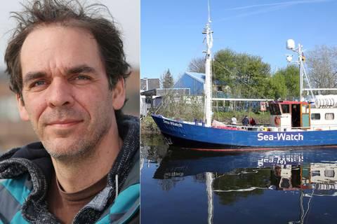 Einer, der nicht bloß zusieht: Wie Harald Höppner Flüchtlinge in Seenot rettet