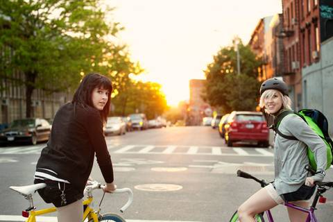 12 Situationen, die jedes Rennrad-Mädchen kennt
