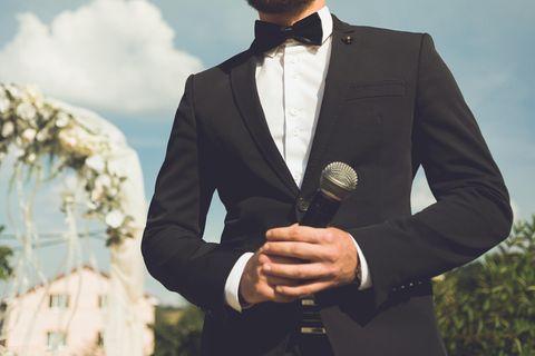 Gänsehaut: Bräutigam singt auf der Hochzeit für seine große Liebe