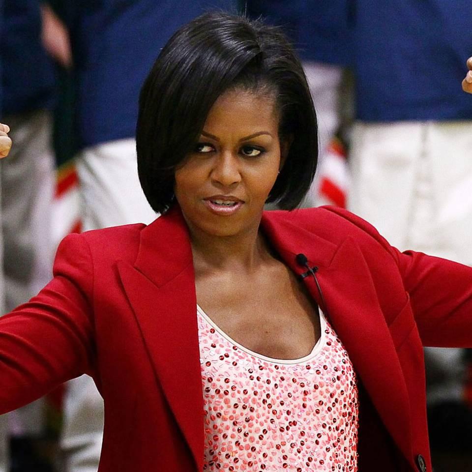 Sportlich, sportlich! Michelle Obama zeigt ihre fünf Lieblings-Workouts