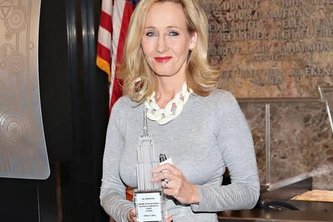 Kritik an der Homo-Ehe? Da wird J.K. Rowling bissig!