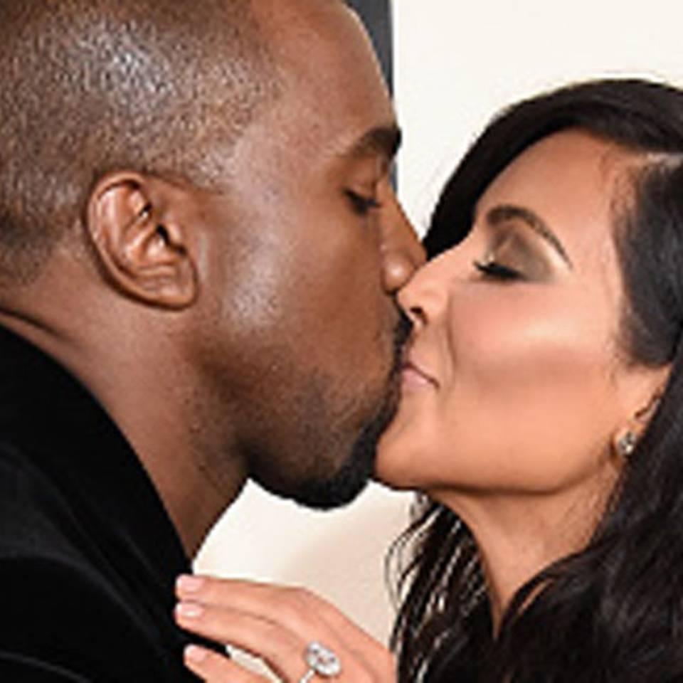Nach ewigen Versuchen: Zweites Baby für Kim Kardashian und Kanye West
