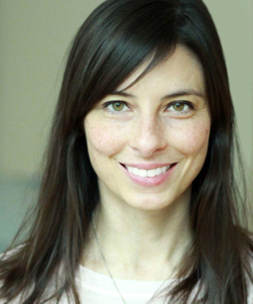 """Sandra Runge gehört zum Gründerteam von """"Coworking Toddler"""". Die Juristin betreibt außerdem das Blog Smart Mama, in dem sie Mütter über ihre Rechte aufklärt."""