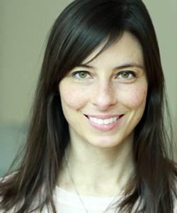 """""""Coworking Toddler"""": Sandra Runge gehört zum Gründerteam von """"Coworking Toddler"""". Die Juristin betreibt außerdem das Blog Smart Mama, in dem sie Mütter über ihre Rechte aufklärt."""