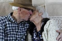 Seit 84 Jahren zusammen - dank einer einfachen Regel