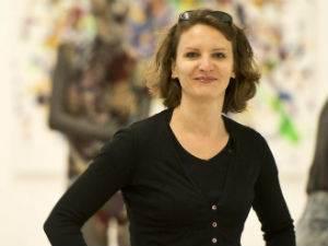 Julia, 35 Jahre: Einmal von einem Body-Painter bemalt zu werden, war schon immer Julias Traum.