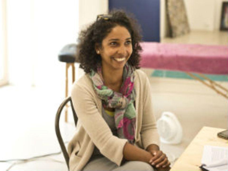 """Tamaras Familie stammt von den Seychellen: """"Ich bin es gewohnt, dass die Leute mich anschauen, weil ich exotisch aussehe."""""""
