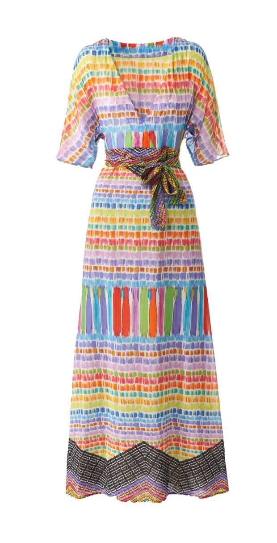 Schnittmuster: Hippie-Kleid nähen - eine Anleitung | BRIGITTE.de