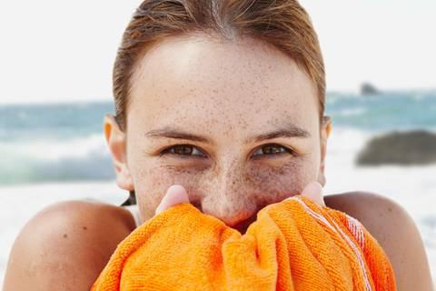 Ein Handtuch für Gesicht und Körper - machen oder lassen?