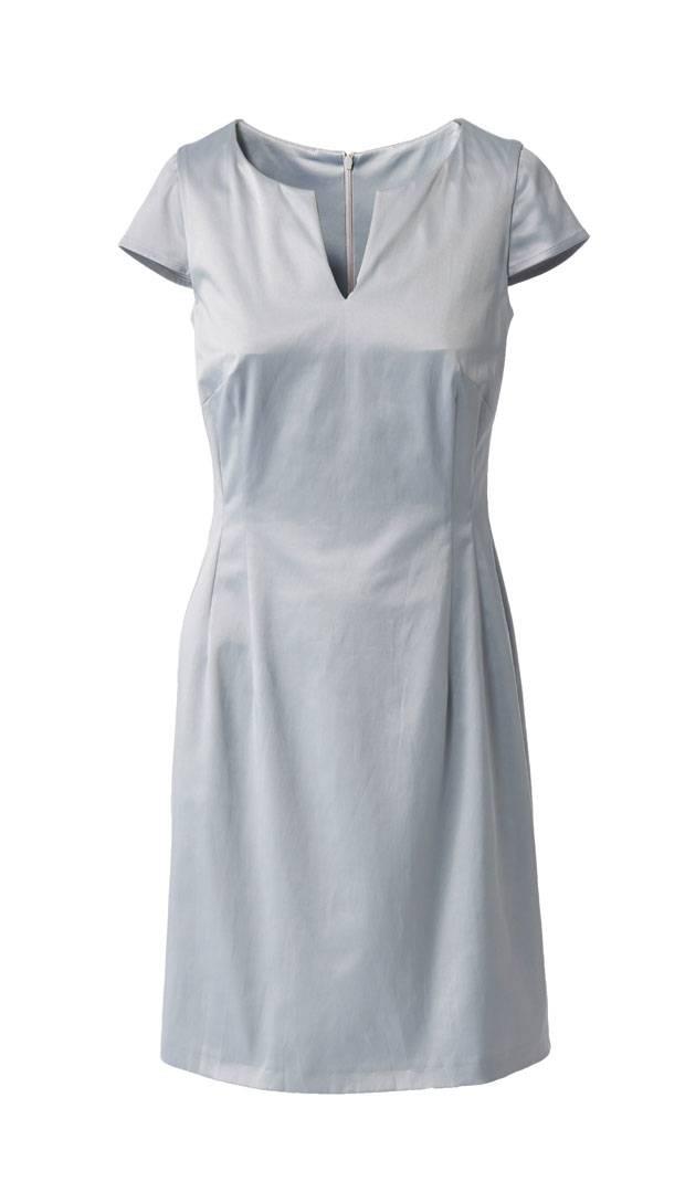 Schnittmuster: Business-Kleid nähen - eine Anleitung | BRIGITTE.de