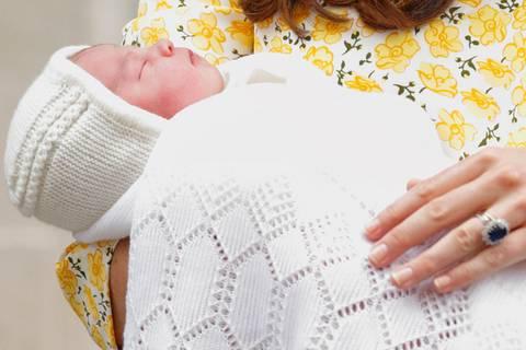 Herzlich Willkommen, kleine Charlotte!