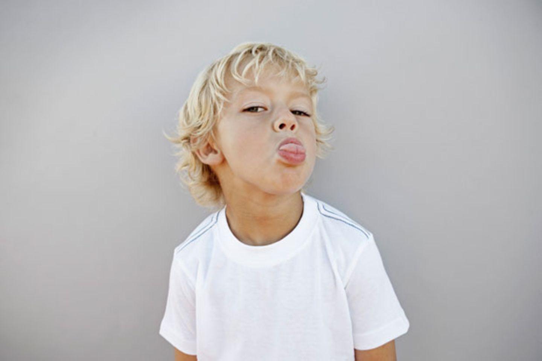 Erziehen wir unsere Kinder zu Rotzlöffeln?
