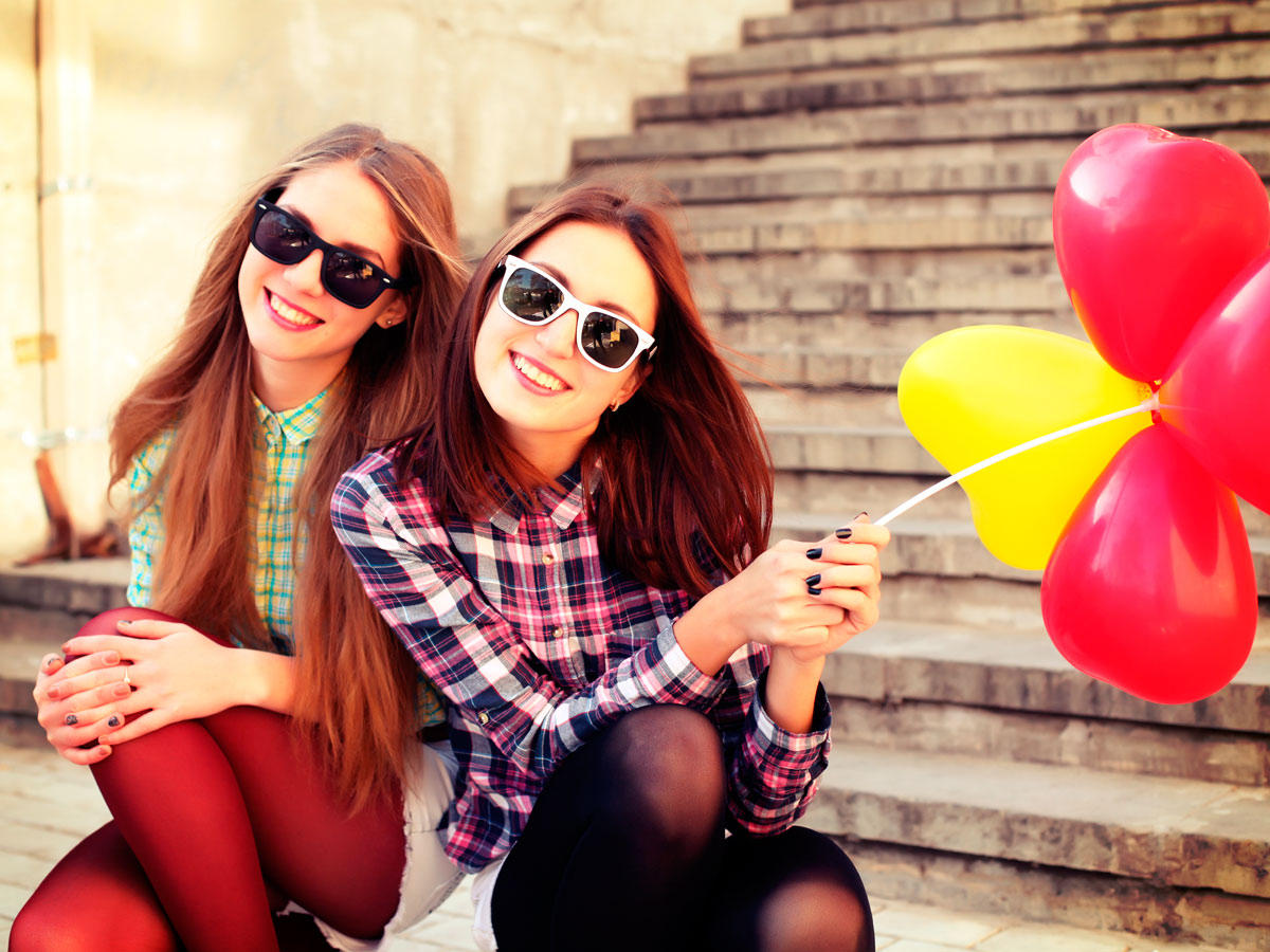 8 Zeichen, an denen ihr wahre Freunde erkennt