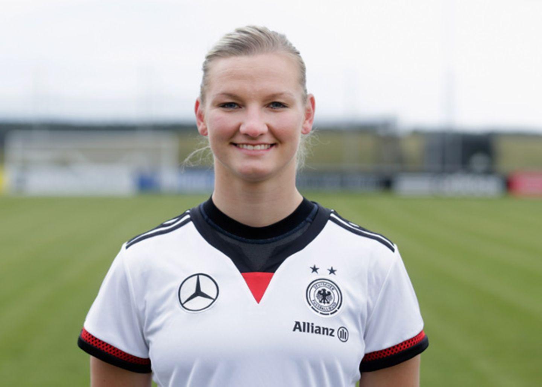 Alexandra Popp: Eine Frau wie Thomas Müller