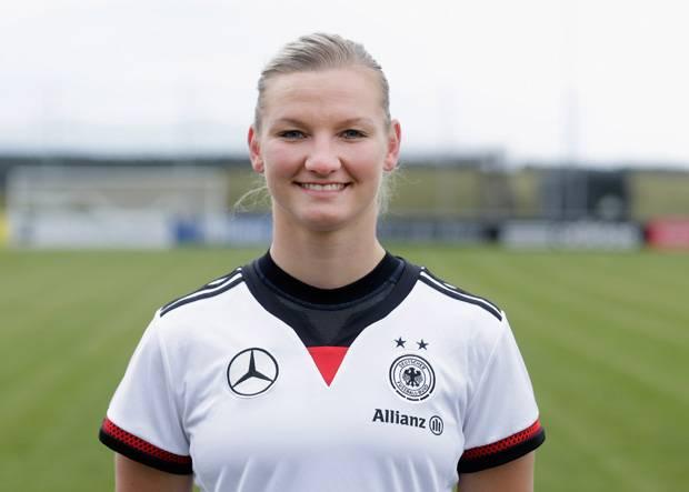 Fußball-WM: Alexandra Popp: Eine Frau wie Thomas Müller
