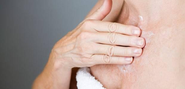 Haut: Dekolleté: Gepflegter Blickfang