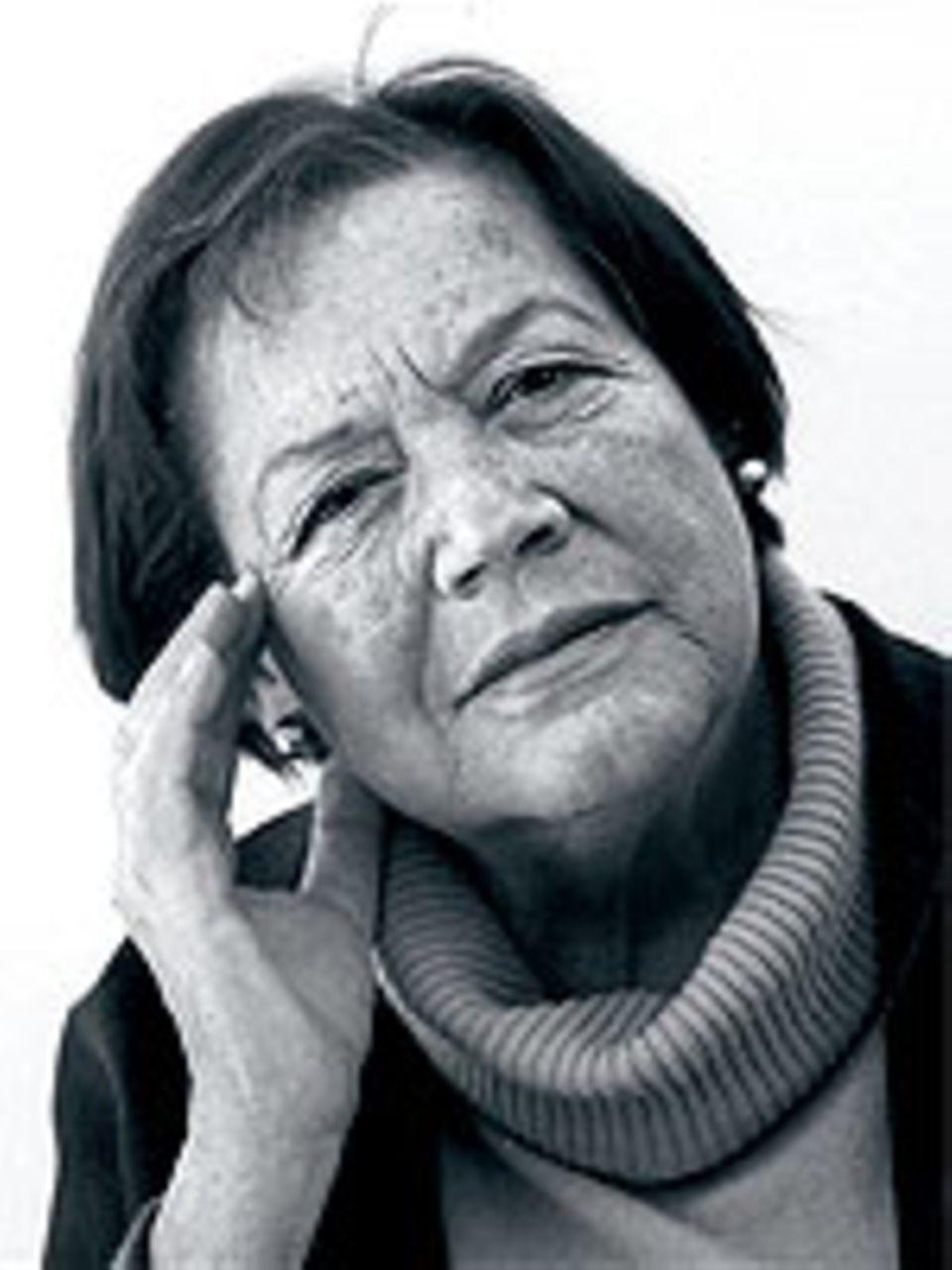Ulrike Lebert stellt sich der Frage, in welchem Alter sie sich schön fand.